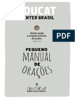 Manual Final ORAÇÕES