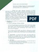 Guidelines on School Grants1