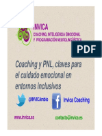 Coaching PNL(II)