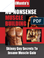 [Del Monte] No Nonsense Muscle Building.pdf