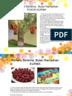 Pameran Bertema ramadhan