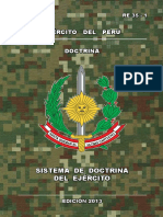 13 Me 35-1 Sistema de Doctrina