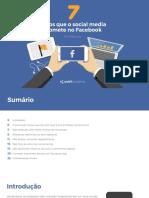 7 Erros Social Media Comete No Facebook