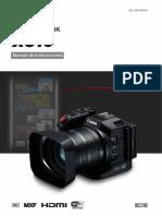 XC10 Instruction Manual ES