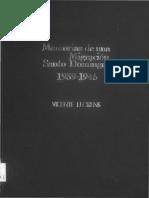 Memorias de Una Emigración Santo Domingo 1939-1945
