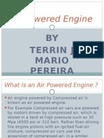 Air Powered Engine