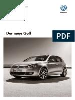 Preise Golf VI 2009