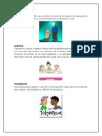 Valores Morales Ilustrados 3