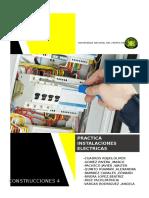 Informe Practica Electricas