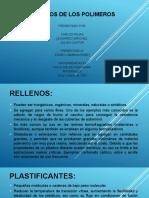 Aditivos de Los Polimeros volumen 1