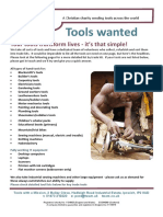 twam tools wanted list