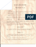 Manual Do Transportador de Pontos Para a Maquina de Trico Elgim Brother 240