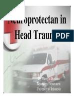Neuroprotectan in Head Trauma-ok