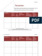 Action Plan Template 2