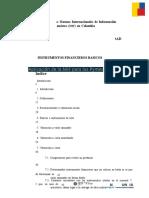 NIIF Para Pymes Activos Pasivos Financieros NORMA.