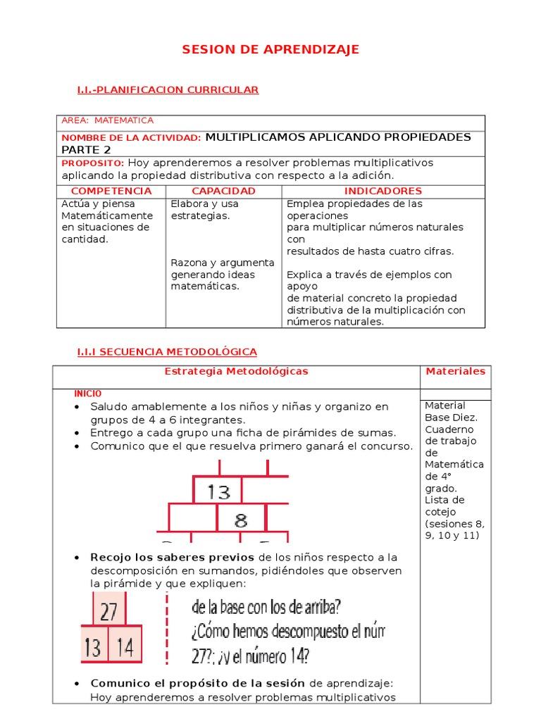 Vistoso Propiedad Distributiva Hojas De Trabajo De 3er Grado Imagen ...