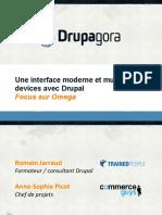 Omega Prez Drupagora