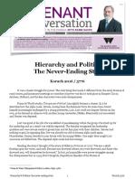 C C 5776 Hierarchy Politics Korach.02