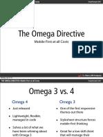 Omega Directive