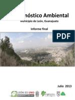 Diagnostico Ambiental 2013-2015