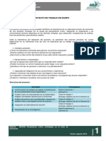 Proyecto Trabajo Equipo ULA 2015
