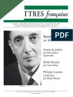 Les Lettres Francaises 136