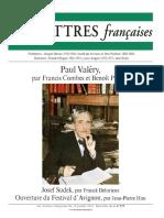 Les Lettres Francaises 139