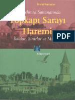 0703 IV.mehmed Saltanatinda Topkapi Sarayi Heremi Murat Qocaaslan 2014 302s