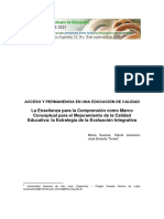 LA ENSEÑANZA PARA LA OMPRENSIÓN PARA MEJORAR LA CALIDAD EDUCATIVA .pdf