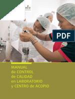WCS Manual de Laboratorio y Control de Calidad Del Laboratorio y Centro de Acopio591