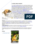 Biografias de Escritores Hondureños