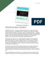 position paper portfolio