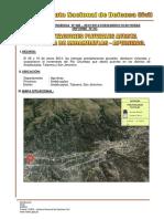 Informe de Emergencia andahuaylas
