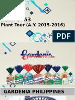 Gardenia Ppt