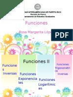 Funciones- e Inversas