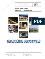 Manual Inspeción de Obras Civiles REVISADO Gilberto