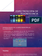 Espectroscopia de Fluorescencia