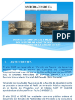 PROYECTO AMPLIACION Y MEJORAMIENTO DEL SISTEMA DE ABASTECIMIENTO DE AGUA POTABLE DE LA CIUDAD DE ICA.pptx