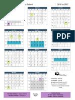 calendar  prep