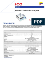 Ficha Tecnica Mac Series