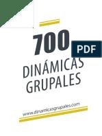 700 Dinámicas