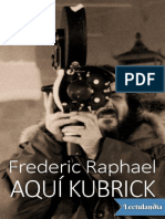 Aqui Kubrick - Frederic Raphael