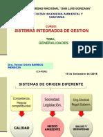 Sistema integrado de gestiom