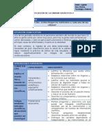 CTA - Planificación Unidad 4 - 2do Grado.docx