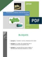 Turismo y Rutas literarias por Cádiz (PowerPoint)
