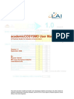 Academic COSYSMO User Manual v1.1