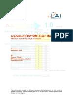 Academic COSYSMO User Manual v1.1