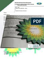 Bali.surat Panggilan Test Calon Karyawan Pt.british Petroleum Indonesia 2016