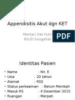 Mentari - Case App + KET