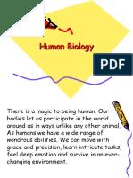 Human Biology Overview